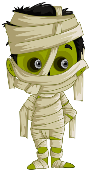 Mummy transparent tombstone. Png images free download