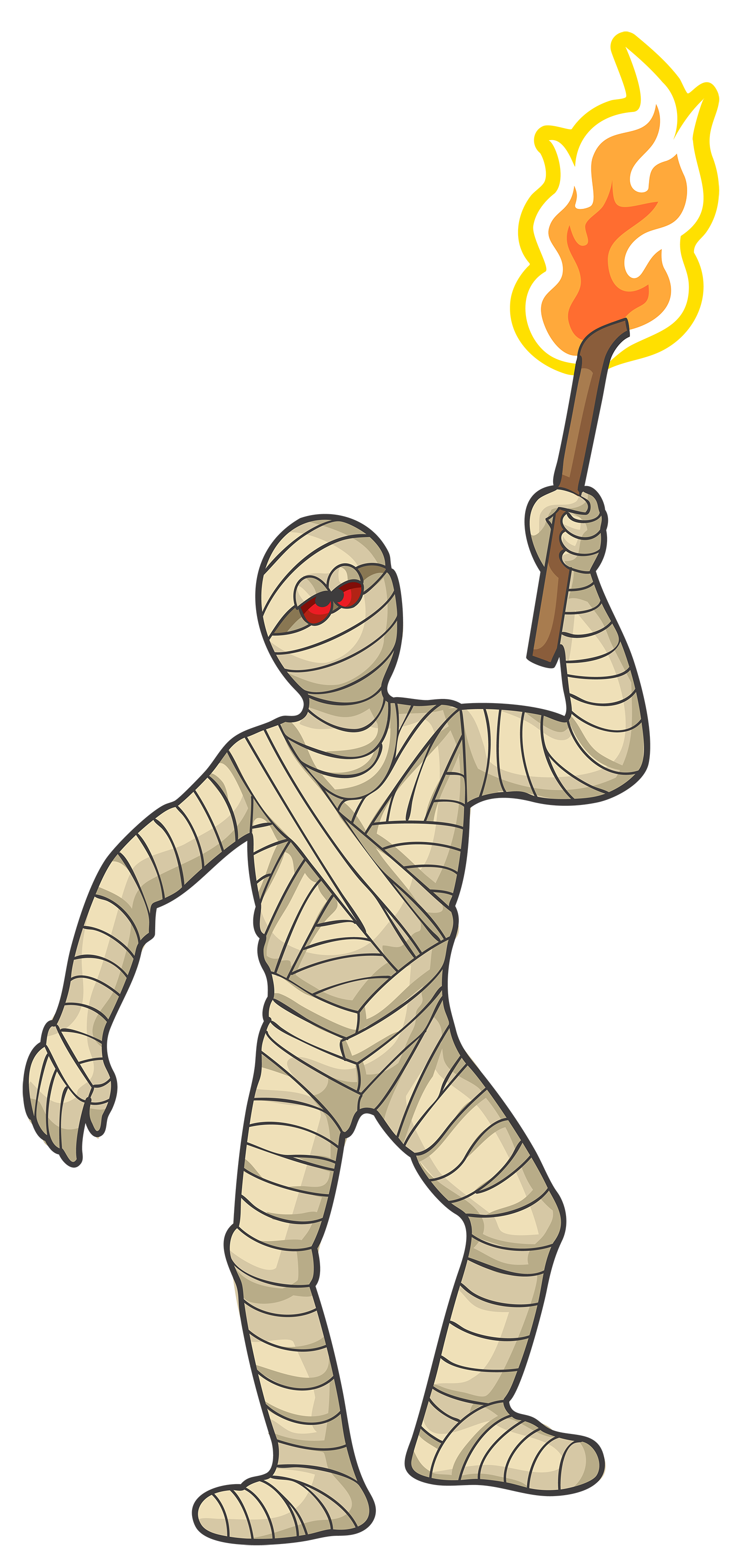Mummy transparent clipart. Halloween png image gallery