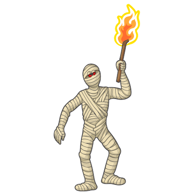 Mummy transparent tomb. Raider png stickpng with
