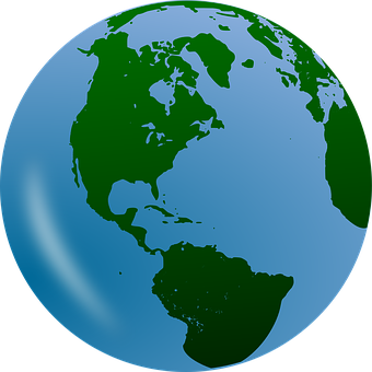 Mundo vector globe. Earth planet world construction