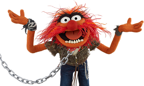 animal muppet png