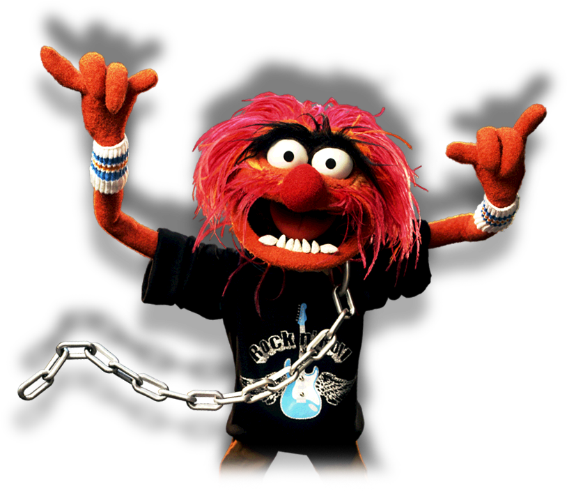 Muppets animal png. Image rock show wiki