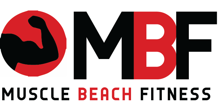 Muscle and fitness logo png. Beach http
