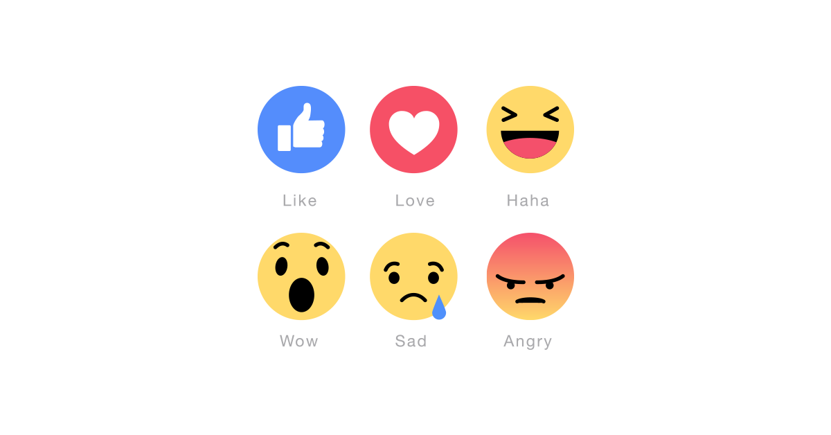 Facebook emoji png. New emoticons vector pack