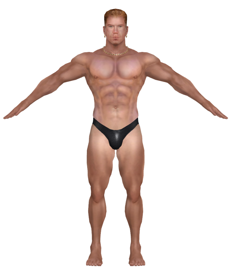 Muscle body png. Download free image with