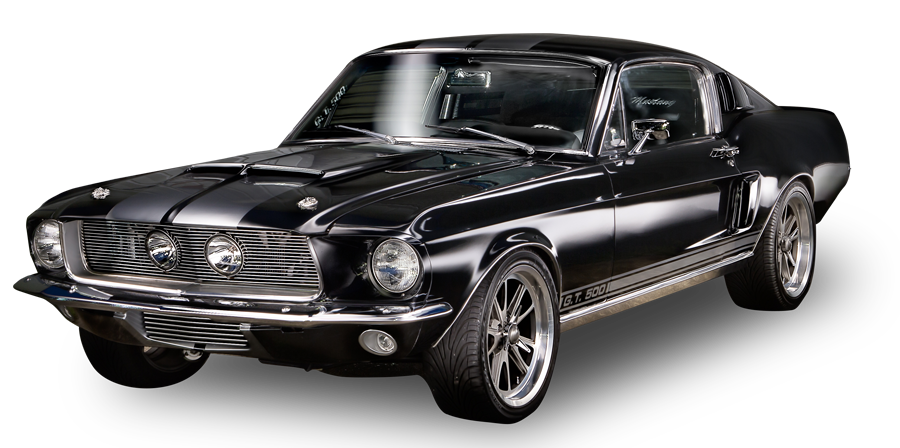 Muscle cars png file. Newcastle car