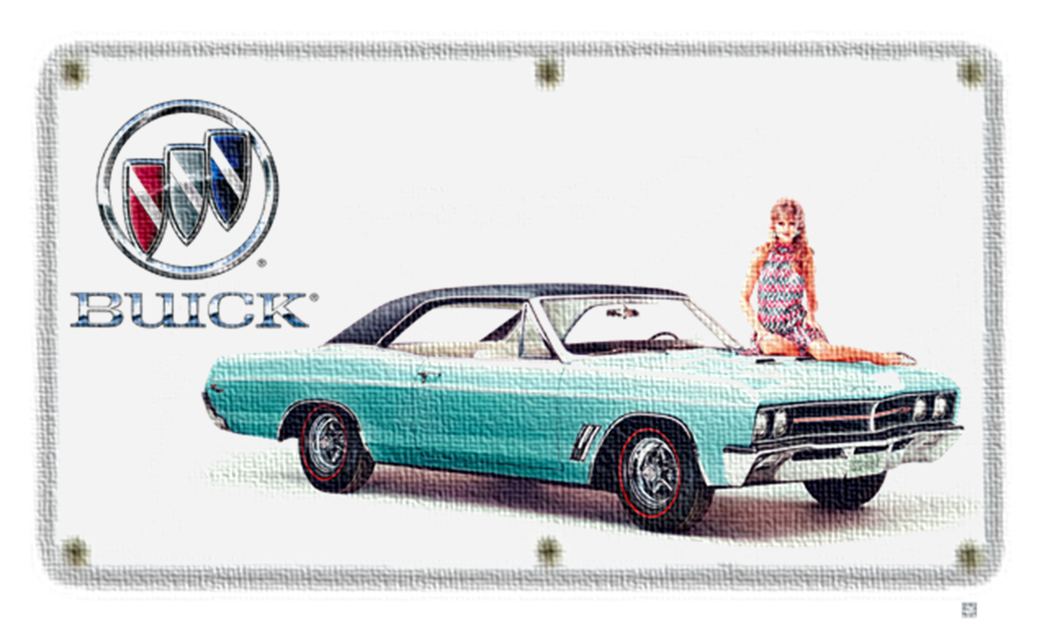 Vintage muscle buick png. X banner pinterest
