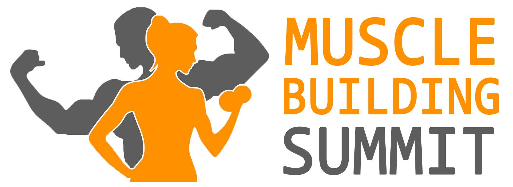 Muscle logo png. Building summit