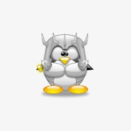 Muscle clipart penguin. Cute animation png image