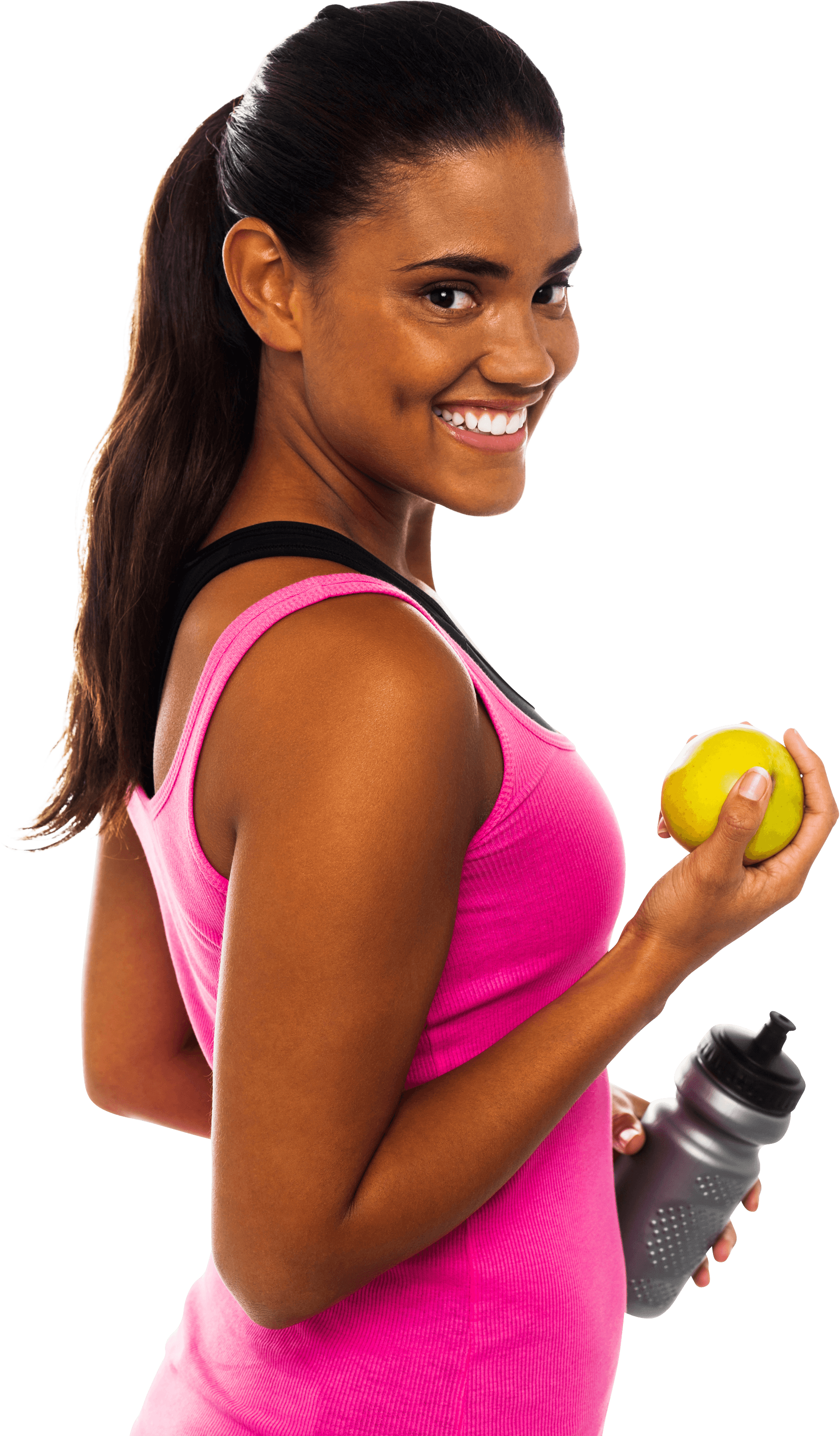 Muscle girl png. Fitness peoplepng com