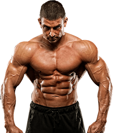 Muscle body png. Buff guy images in