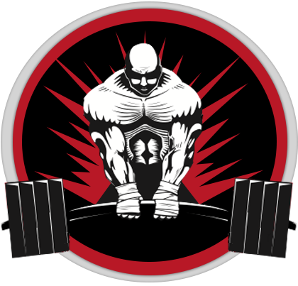 Muscle logo png. Home motivation and icon
