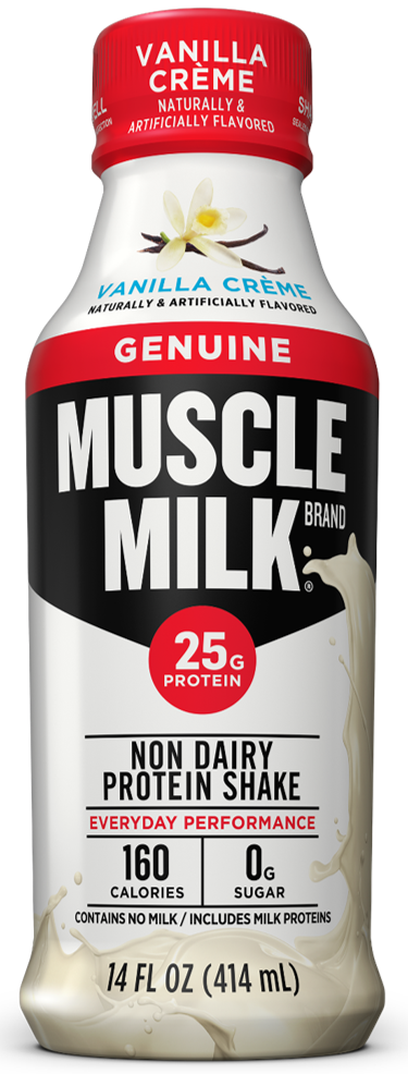 Muscle milk png. Linpepco vanilla creme