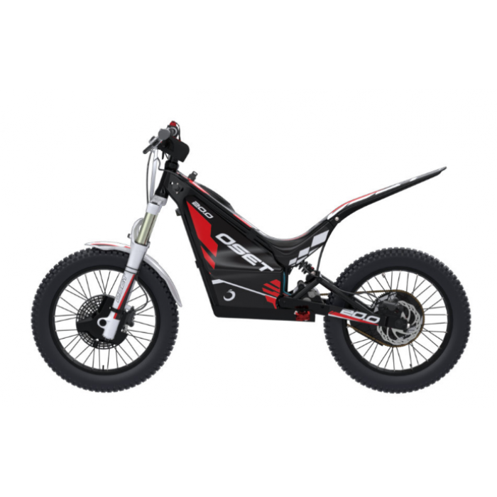 Muscle oset png. Electric trials bike