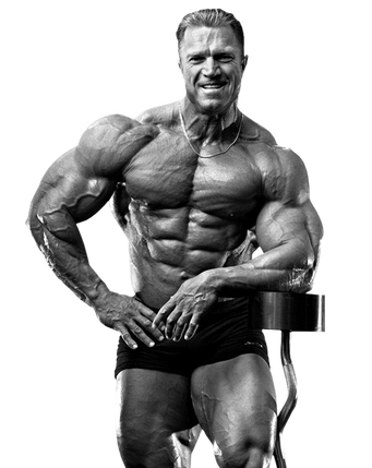 Muscle pose chest png