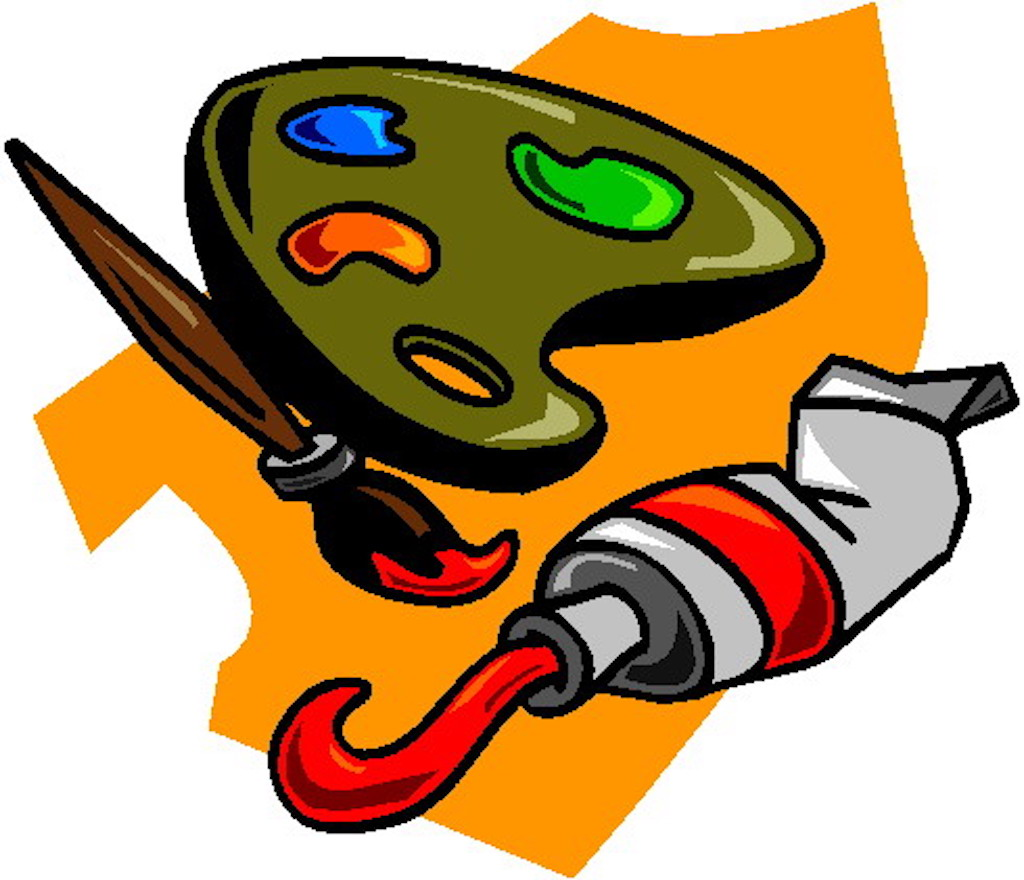 Museum clipart painting. Museums and art programs