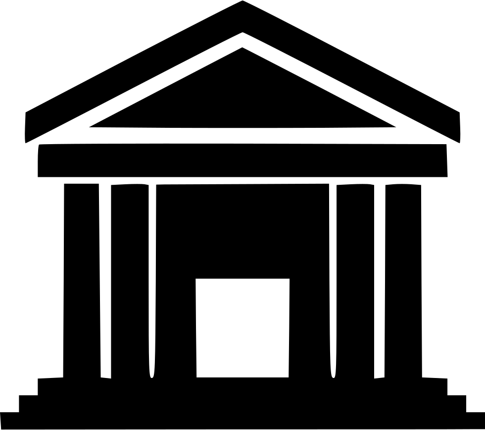 Museum vector barrier. Svg png icon free