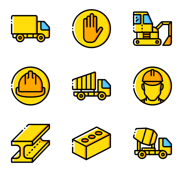 Museum vector barrier. Icons free construction