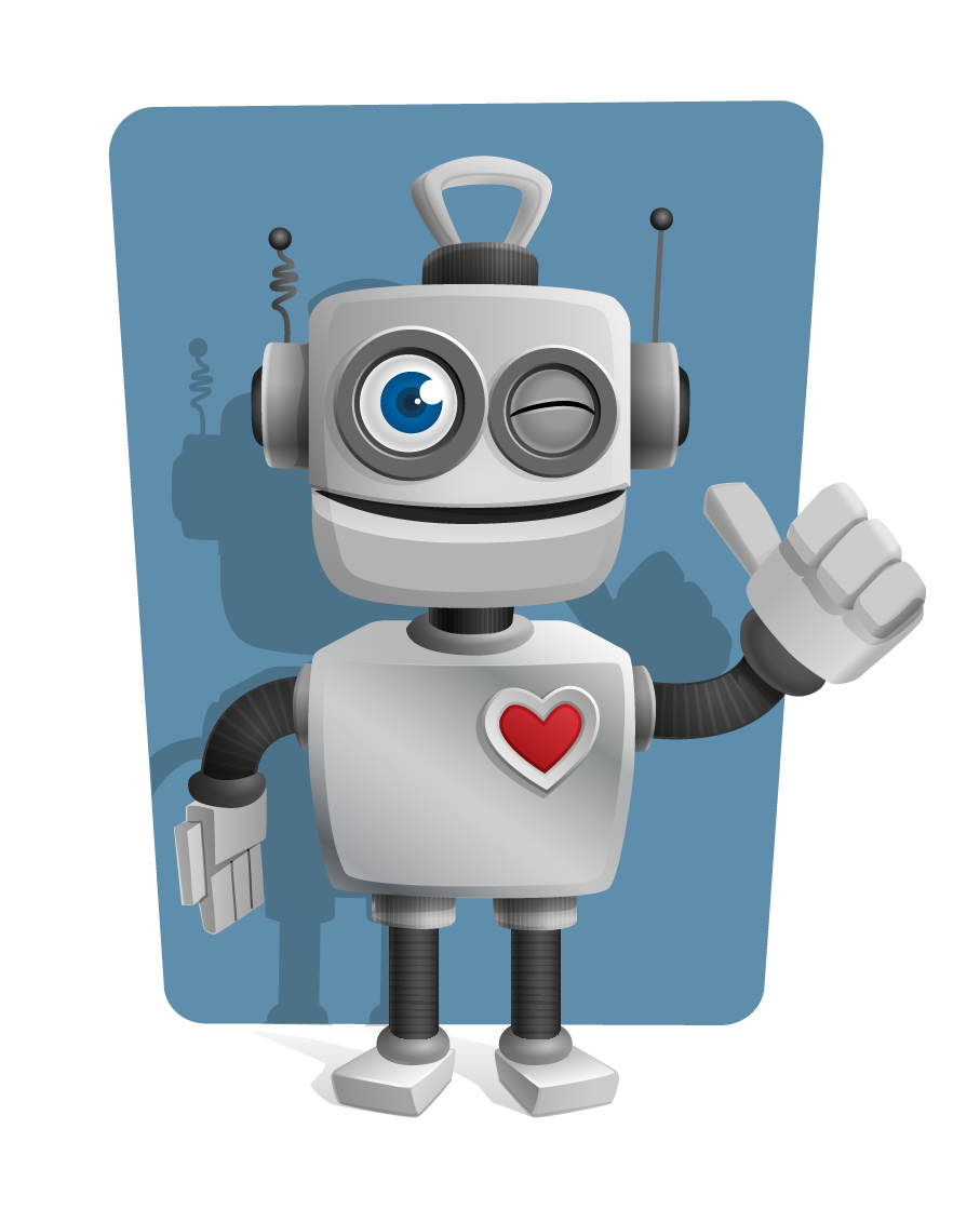 Vector robots friendly. Image result for robot