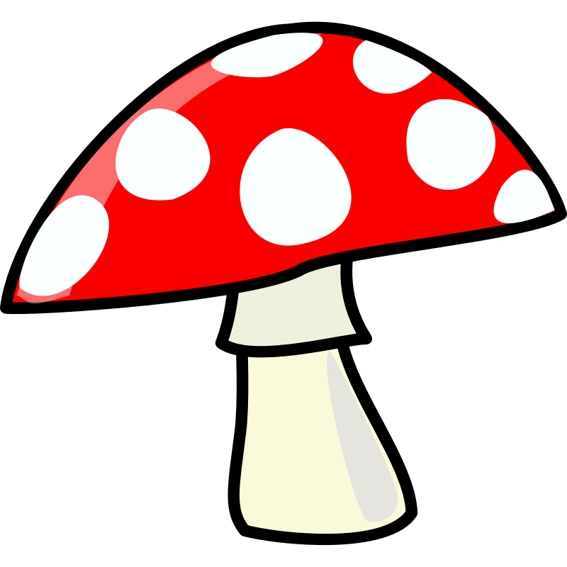Mushrooms clipart trivia. Free pictures of poison