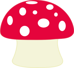 Mushrooms clipart woodland elf. Free fairy toadstool cliparts