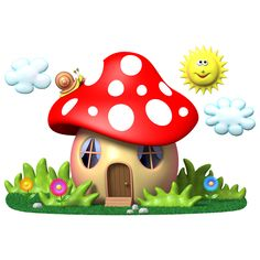 Mushrooms clipart woodland elf. Cute colorful fairy clip