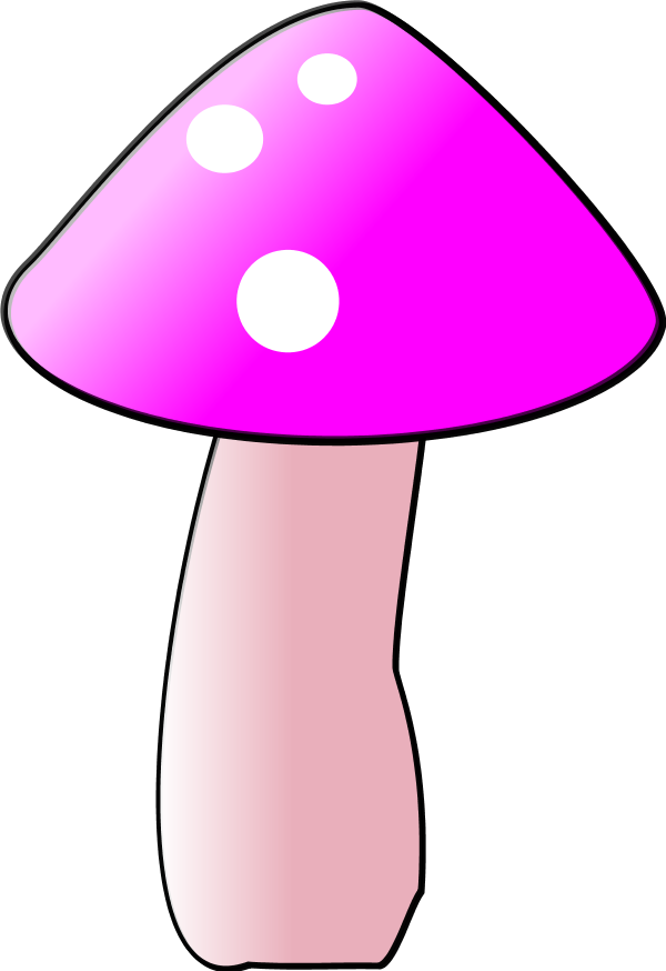 Mushroom clip cliparts co. Mushrooms vector art picture download