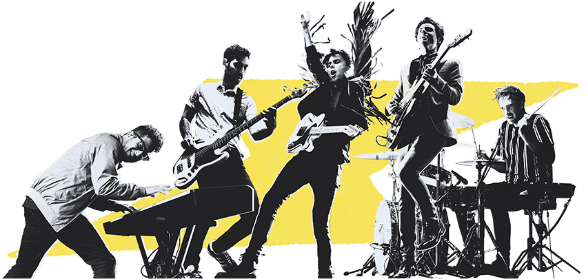 Queen band png. Arkells official site new