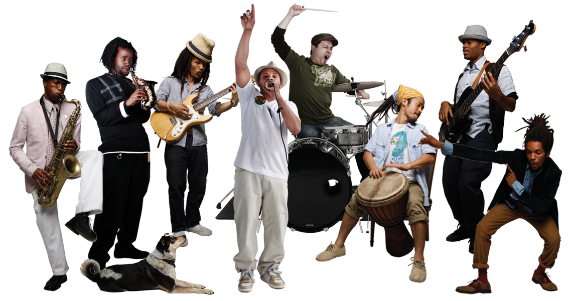 Music band png. How to start your