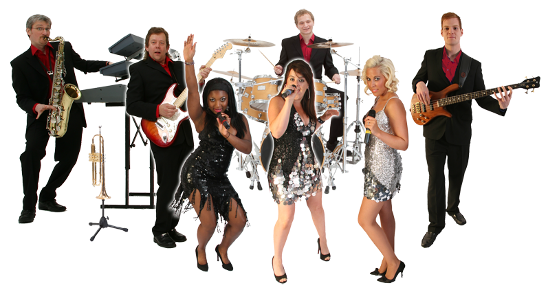 Performing live png. Pop band transparent images