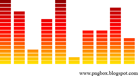 Music bars png. Equalizer transparent background this