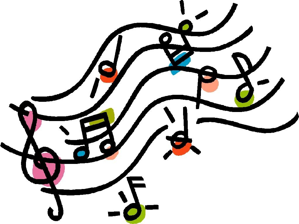 Music clipart. Notes cilpart shocking ideas