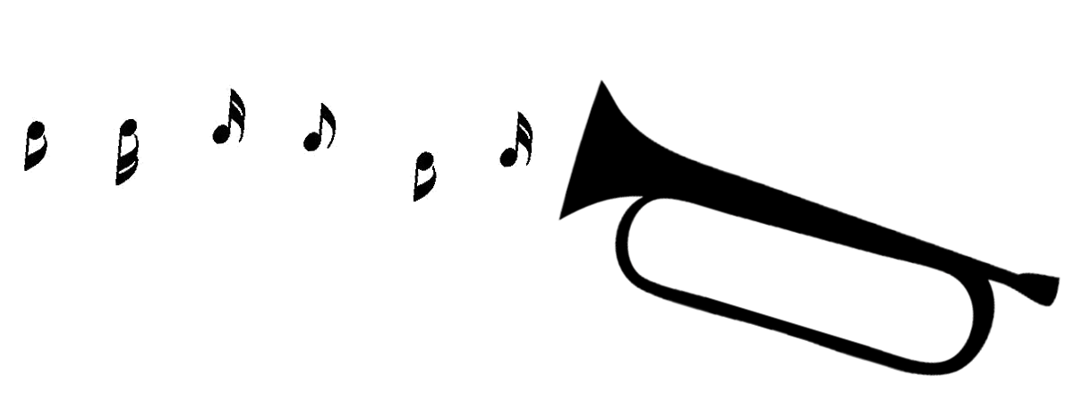 Black music notes png. Free pictures of download