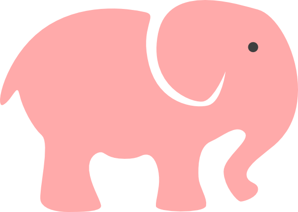 Music clipart elephant. Baby shower ba panda