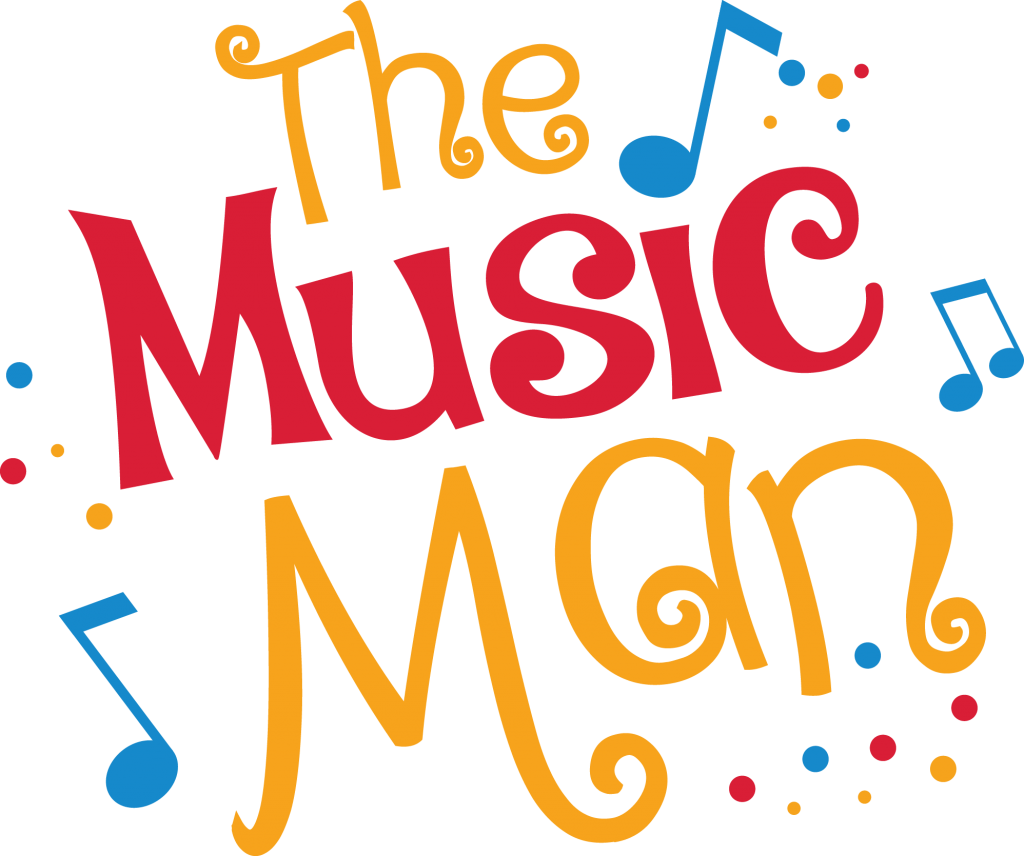 Music clipart light music. The man png