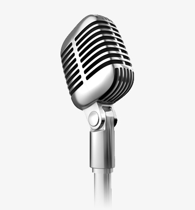 Music clipart microphone. Metal png image and