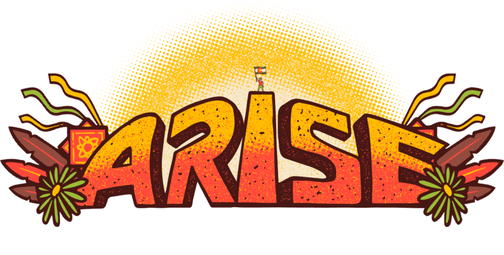 Arise announces th year. Music clipart music festival banner library download