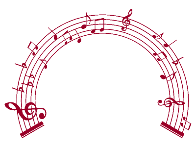 Download musical free transparent. Staff music notes png clipart black and white stock