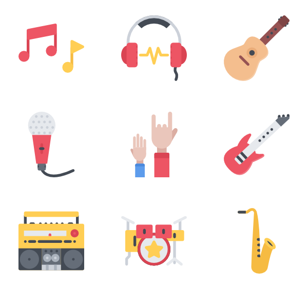 Music images png. Violin icon packs