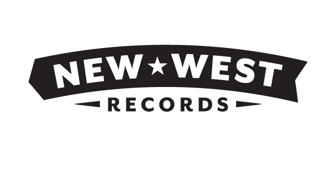 Music label logo png. New west records stevaker