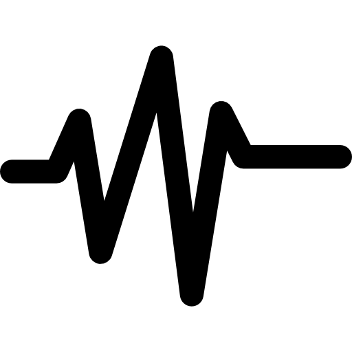 Music wave vector png