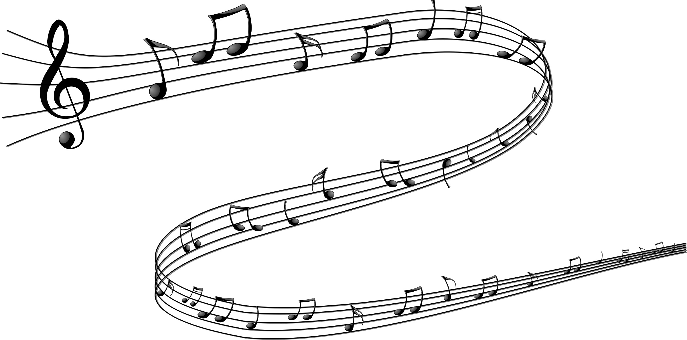 Musical transparent images pluspng. Staff music notes png svg download