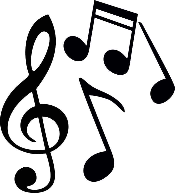 Music note background png. Notes