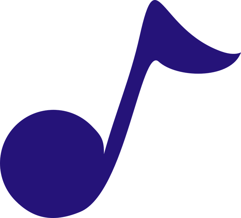 Music note clipart vector. Download hd clip art