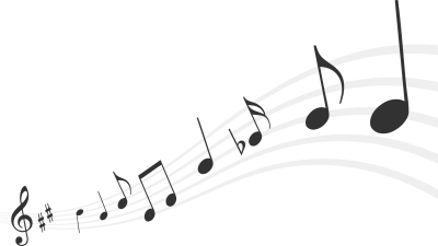 Music note design png. Download free musical notes