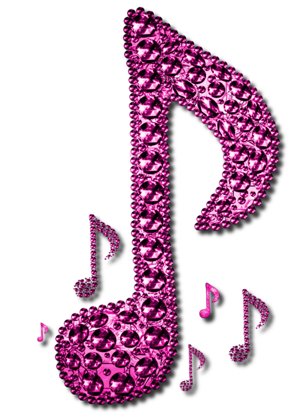 Music note design png. Free image musical notes