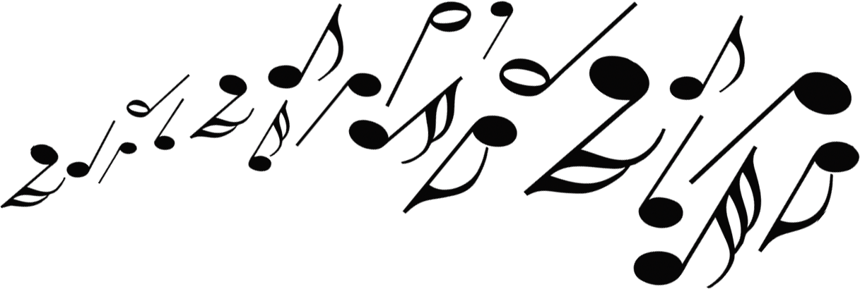 Music note design png. Notes transparent image web