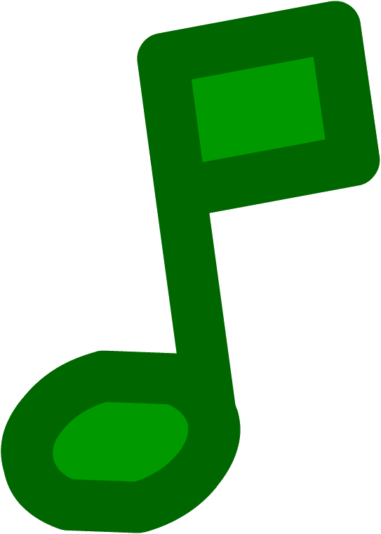 Emoticon musical notes png. Image music note club
