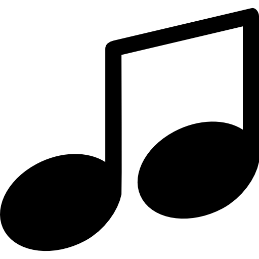 Music note symbol png. Free icons icon