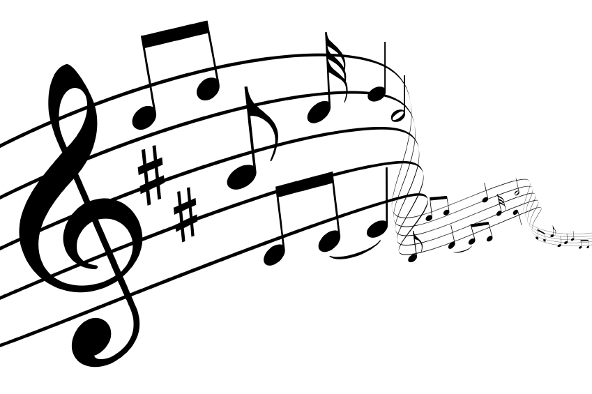 Music note png singing. Musical notes transparent images